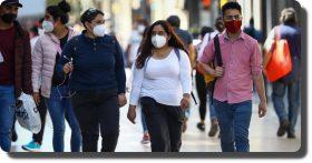 UNAM estima que hay más de 17 millones de contagios en México por nuevo virus