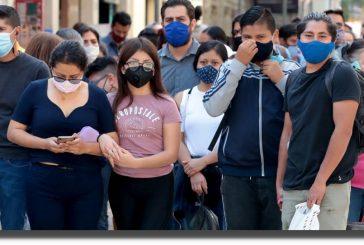 México registra un millón 995 mil 892 casos por COVID y 174 mil 657 muertos