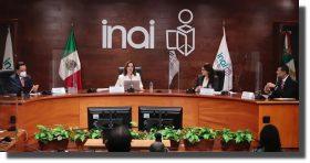 Organismos autónomos no nacieron para ser cómodos al poder: INAI