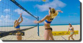 Dan luz verde a los bikinis en torneo de Qatar