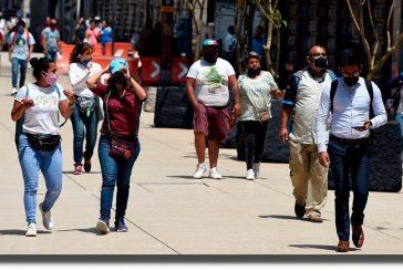 México rebasa los 160 mil muertos por COVID-19