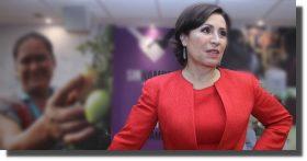 Rosario Robles no quiere pagar la reparación del daño