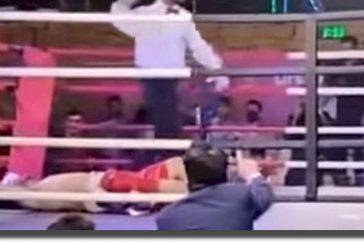 Conmoción en Pakistán: murió un boxeador tras ser noqueado