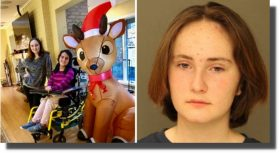 Jovencita mató a puñaladas a su hermana con parálisis cerebral