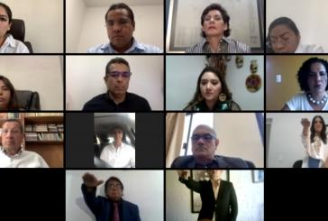 Asumen funciones nuevos concejales del Ayuntamiento de Oaxaca de Juárez