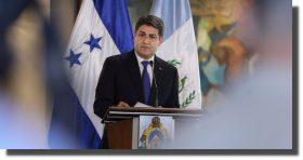 Presidente de Honduras recibía cocaína de Colombia y 'se burlaba de la DEA', asegura narco