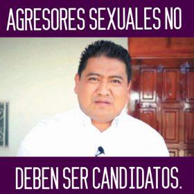 Agresores no deben convertirse en candidatos de ningún partido: GesMujer