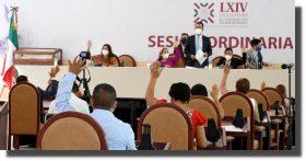 Semana Santa sin propagación de Covid-19, solicita 64 Legislatura de Oaxaca