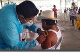 Concluye SSO aplicación de dosis disponibles contra COVID-19 para adultos mayores, solo alcanzo para 65 municipios