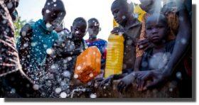 Uno de cada cinco niños en el mundo vive sin agua suficiente, revela Unicef