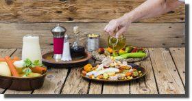 ¿Dieta mediterránea previene contagios de Covid?
