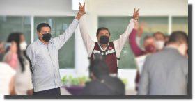Instituto Electoral de Guerrero aprueba candidatura de Félix Salgado Macedonio