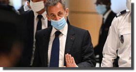 Por corrupción y tráfico de influencias, expresidente de Francia, condenado a 3 años de prisión