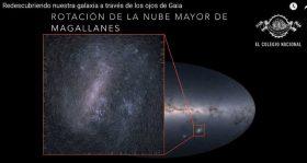 Mexicanos colaboran en la construcción de la imagen 3D de la Vía Láctaea