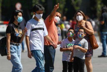 México llega a 203 mil 664 muertos confirmados por COVID-19