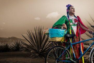 'Lady tacos de canasta' se lanza como candidata a diputada en CDMX