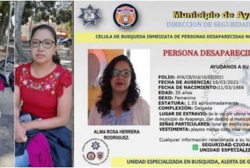 Localizan en Oaxaca a mujer del Edomex reportada como desaparecida