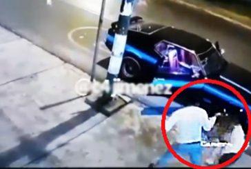Video: hombre golpea y arrastra a mujer en calles de Coyoacán