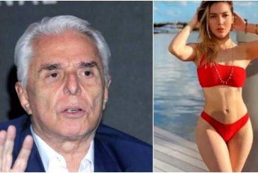 Frida Sofía confiesa que Enrique Guzmán abusó de ella: