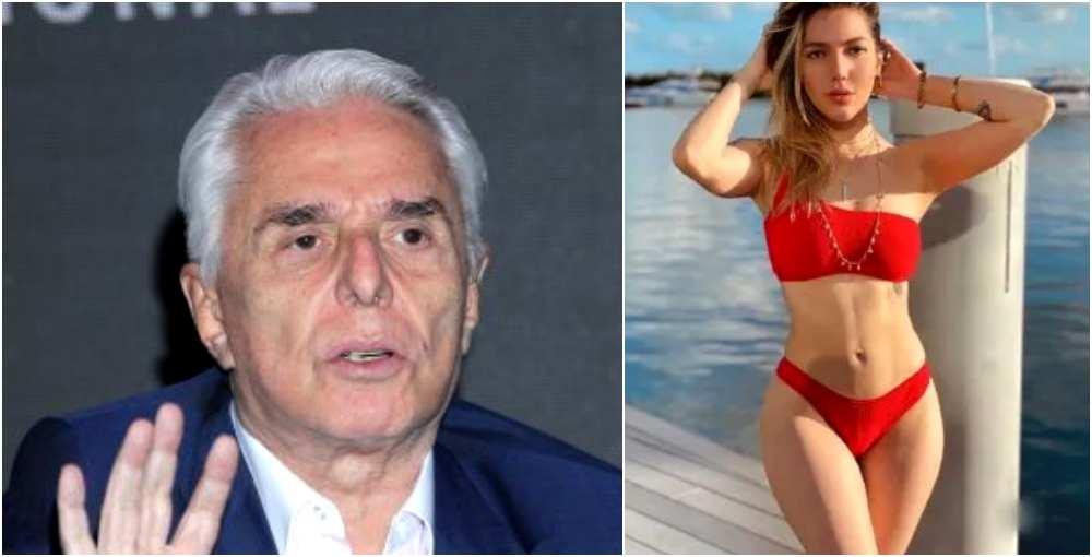 Frida Sofía confiesa que Enrique Guzmán abusó de ella: «fue un hombre muy asqueroso»