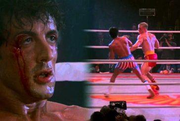 Y ahora viene la versión de Sylvester Stallone de Rocky IV