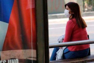 El virus azota a Chile. Hospitales colapsan. Un 83% de la población es confinada. Cierran fronteras