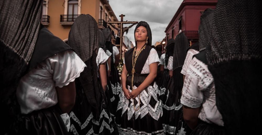 La Semana Santa en Oaxaca una tradición de fe que espera