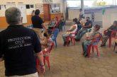 Mantiene Ayuntamiento de Oaxaca pláticas informativas de protección civil en mercados públicos
