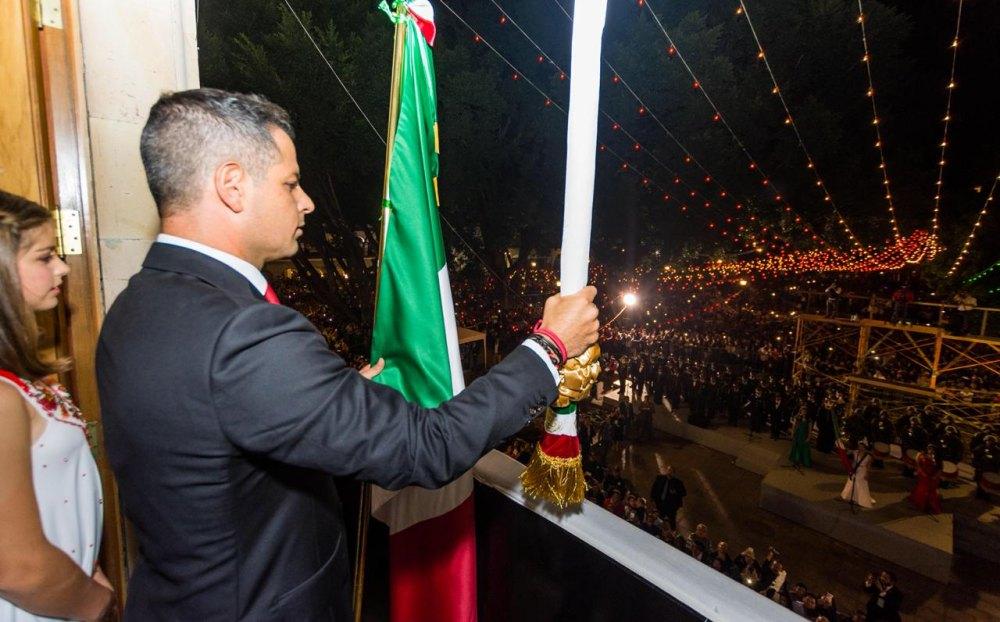 Conmemora Oaxaca el 208 Aniversario del Inicio de la Independencia Nacional