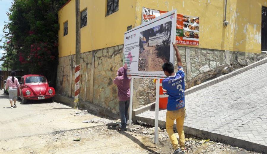 Entrega Sinfra obras por más de 7 mdp en la Sierra Sur, Costa, Istmo y los Valles Centrales
