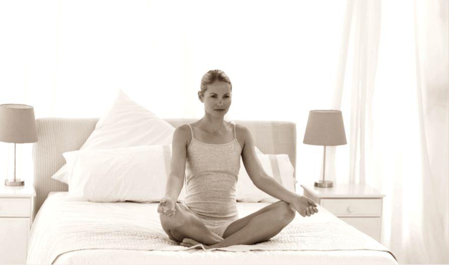 Los beneficios de la meditación cuando estás enfermo o con dolor