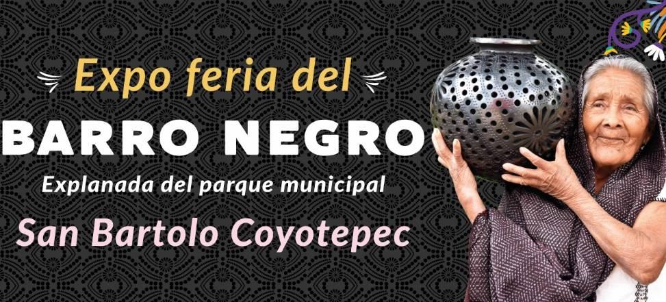 Invita San Bartolo Coyotepec a su expo feria artesanal 2019