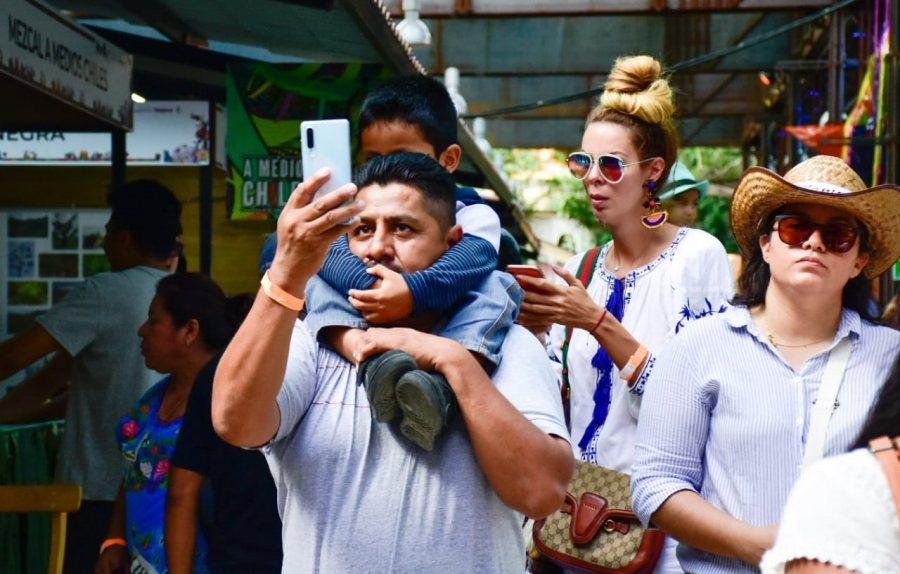 En tres días la Feria del Mezcal 2019 reporta 21 mil visitantes
