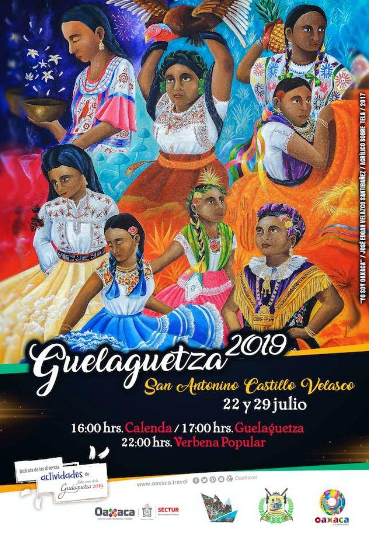 Celebrará San Antonino Castillo Velasco fiestas de los Lunes del Cerro