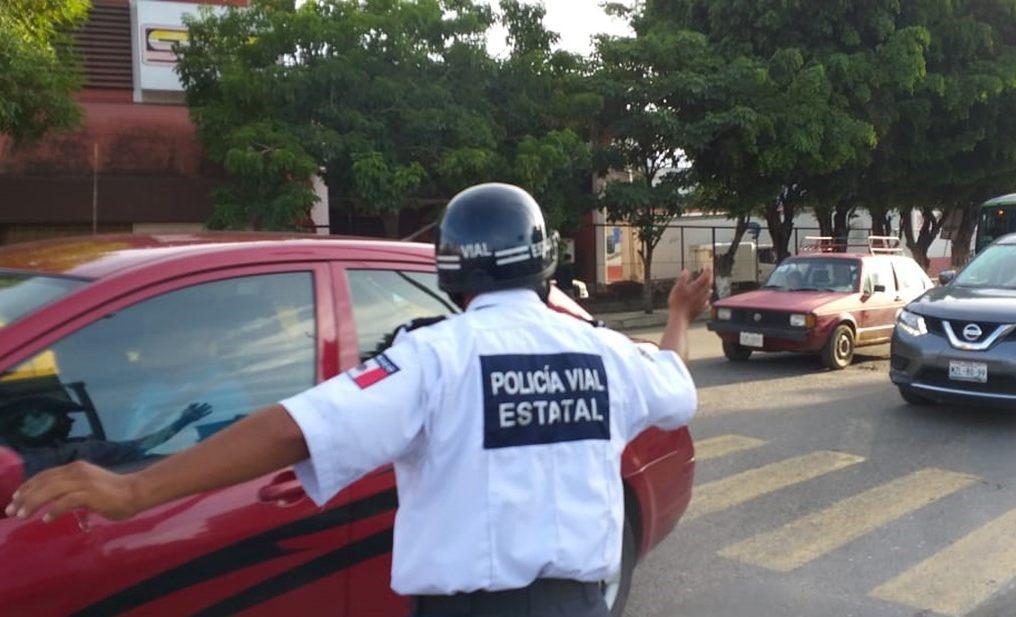 """Despliegue operativo de seguridad vial por """"Regreso a Clases"""""""