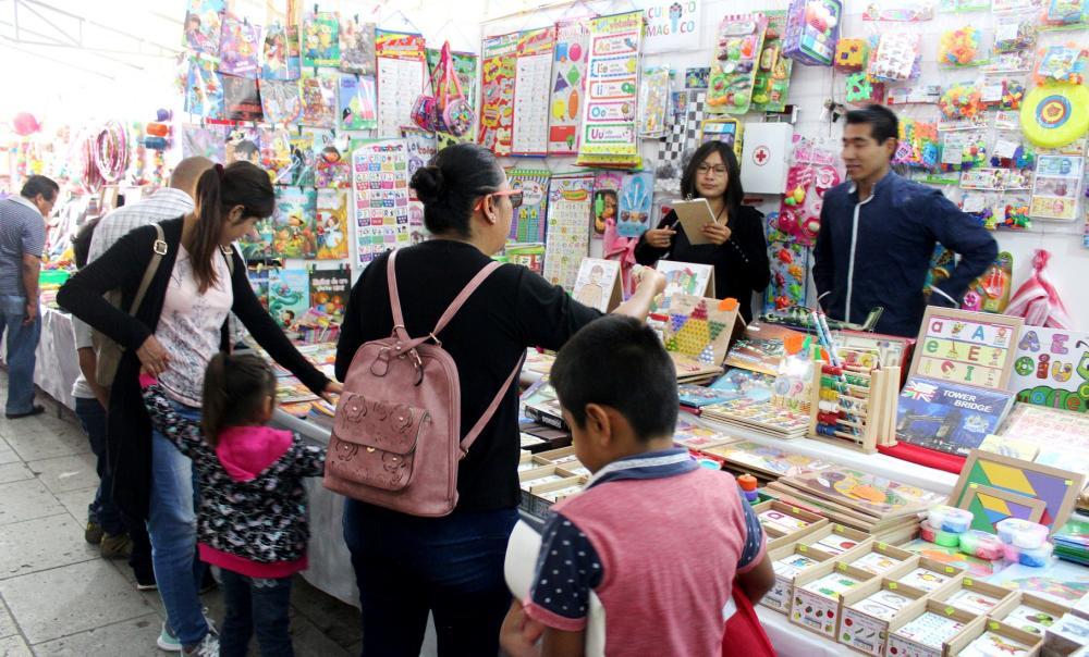 Ofrece la Feria de Regreso a Clases 2019 servicios gratuitos para la ciudadanía