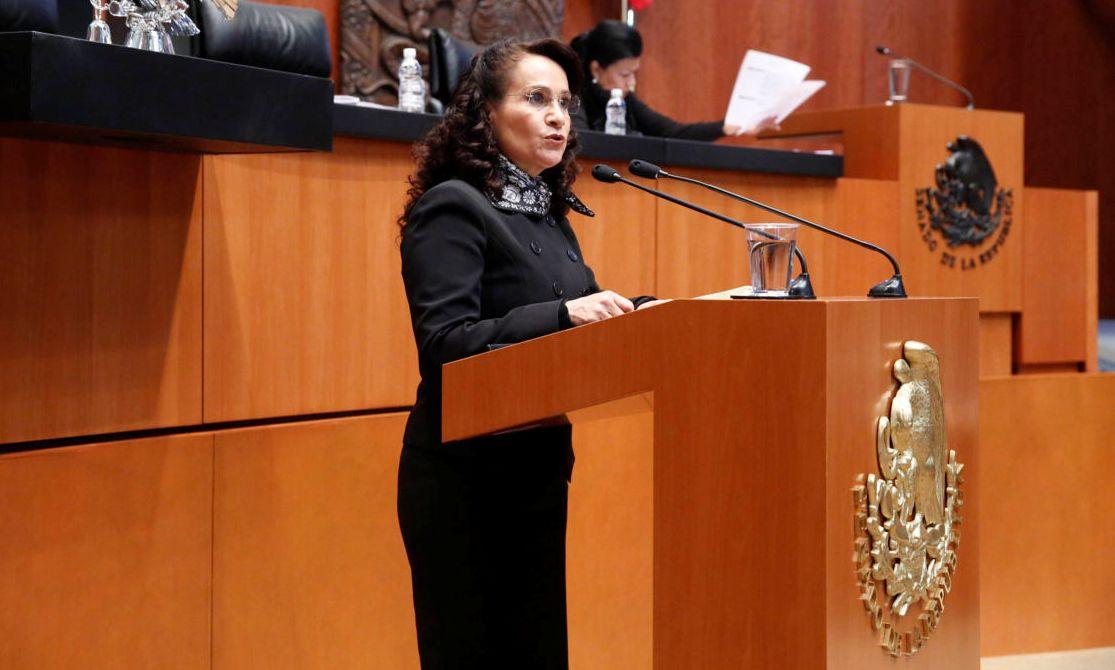 Juez que mandó a la cárcel a Rosario Robles es mi sobrino: Dolores Padierna