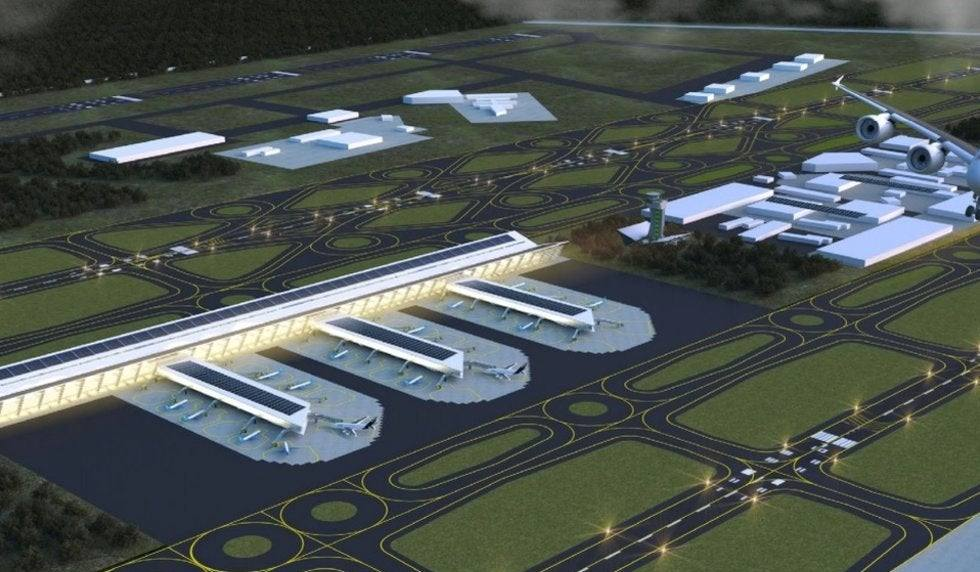 Suspende juez construcción del aeropuerto de Santa Lucía de forma indefinida
