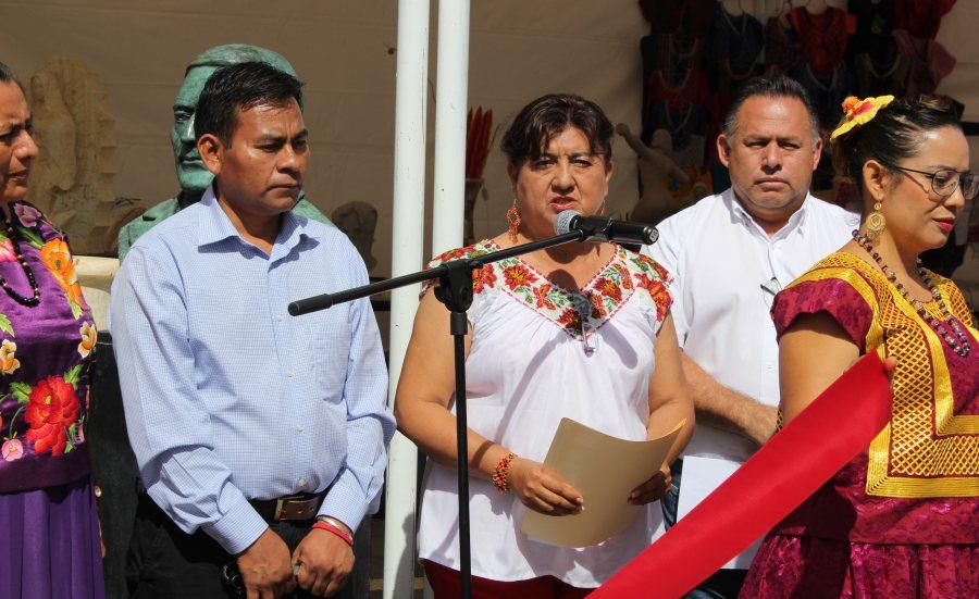 Buscan desde el Congreso reconocimiento a pueblo de Magdalena Apazco