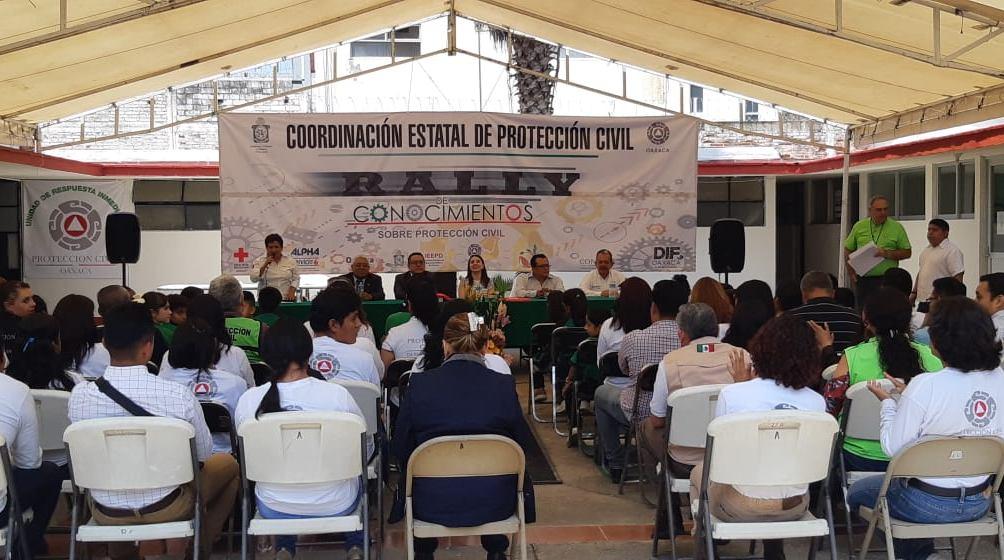 Concluye CEPCO Semana Estatal de Protección Civil