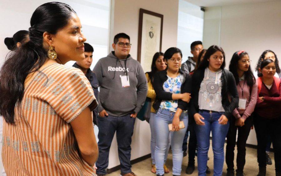 Por primera vez se reconoce la excelencia académica de la juventud indígena y afromexicana: Sepia