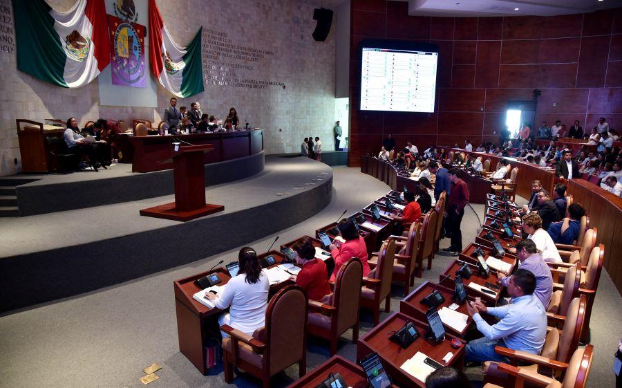 Impulsa Congreso propuestas de la juventud oaxaqueña