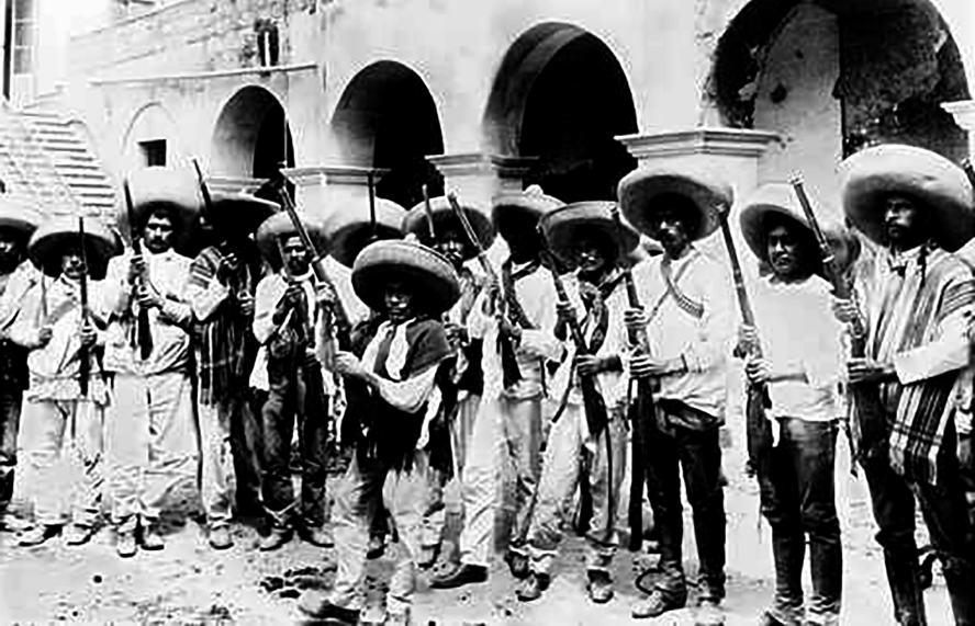 La mecha de la Revolución Mexicana en Oaxaca de Juárez