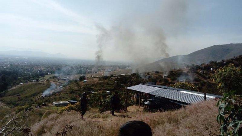 Realiza Fiscalía diligencias por hechos violentos registrados en jurisdicción del municipio de Xoxocotlán
