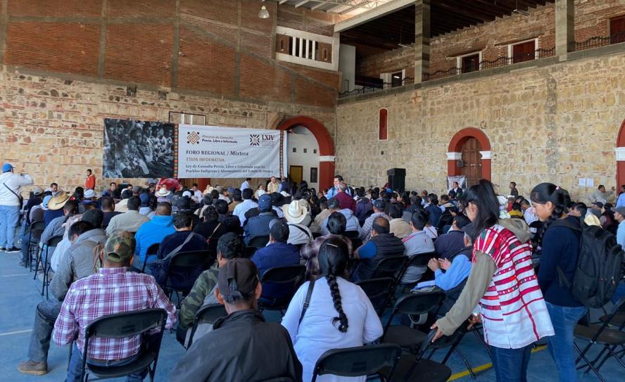 Congreso de Oaxaca alista Foro Consultivo sobre Ley Indígena en la Mixteca