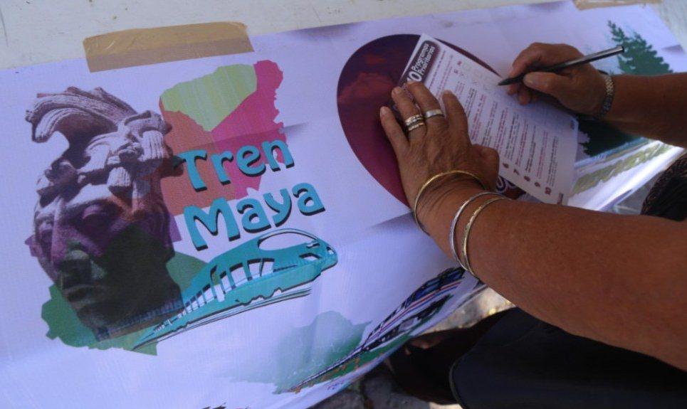 Inicia proceso de consulta indígena para el Tren Maya