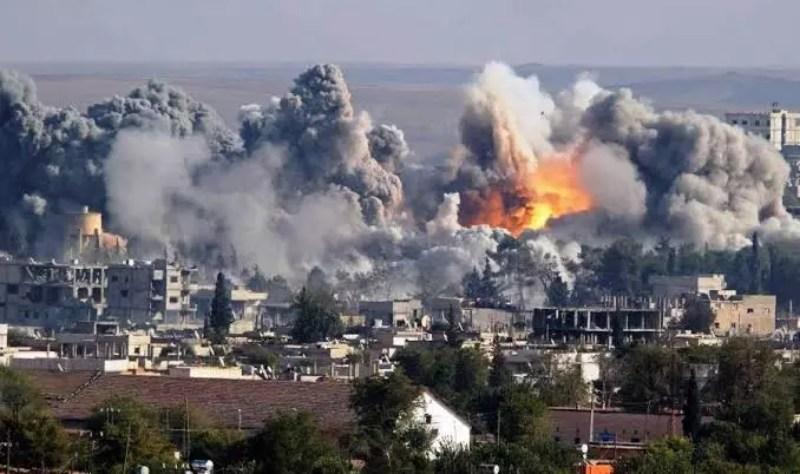 Ataque con misiles mata a 10 niños en un campo de desplazados en Siria
