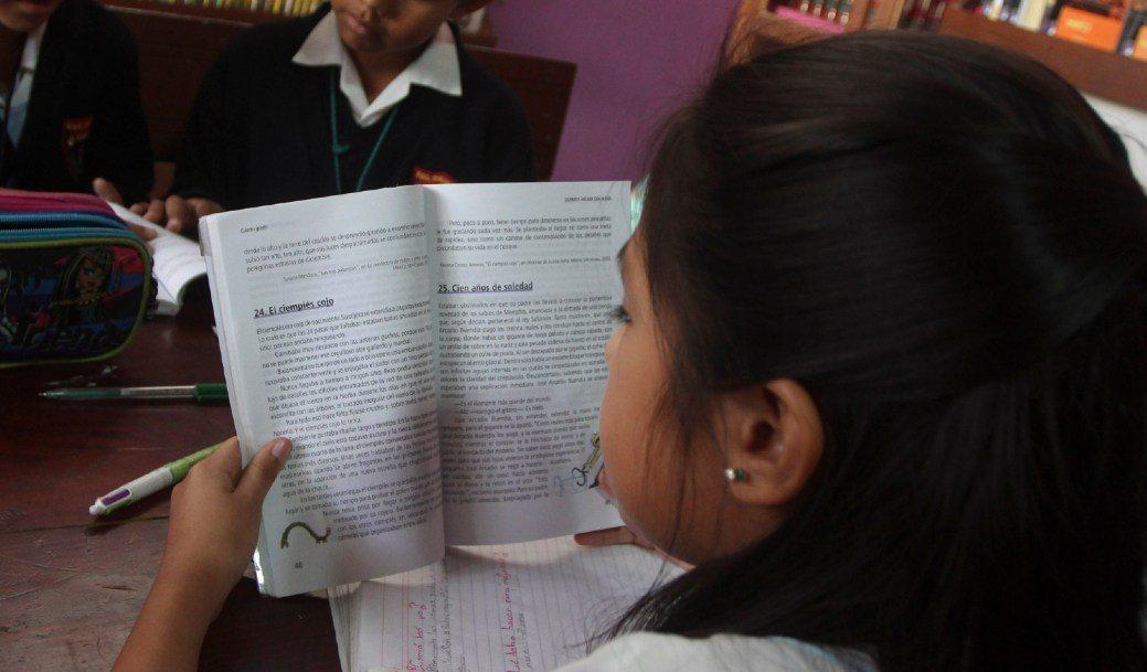 35% de estudiantes mexicanos, sin competencia básica para lectura, matemáticas y ciencias