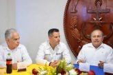Agradece Murat solidaridad de las y los marinos con el pueblo de Oaxaca