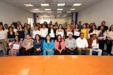 Egresa primera generación del diplomado sobre datos personales del IAIPO con el CECAD